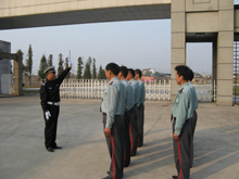 苏州学校保安